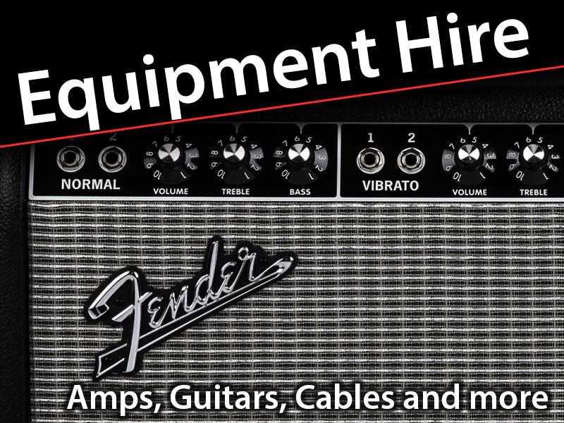 Sound Equipment Hire